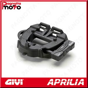 PIASTRA MONOLOCK DOTATA DI SEDE PER LUCCHETTO AD ARCO APRILIA MANA GT 850 08>16