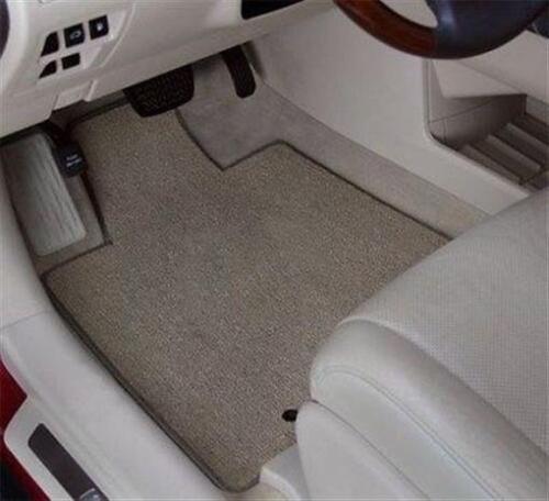 Lloyd VELOURTEX Carpet Floor Mats 4pc Set Choose from 12 Colors