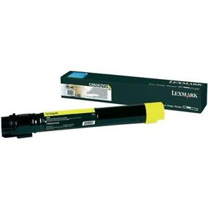 Lexmark-Genuine-C950X2YG-YELLOW-Toner-For-C950-X954-22-000-Pages