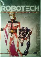 Robotech The Masters The Final Solution Volume 10 Six Episodes Approx 2 1/2hours