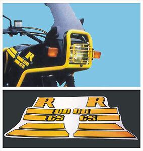 BMW-R-80-GS-Nero-ad-gialli-adesivi-adhesives-stickers-decal