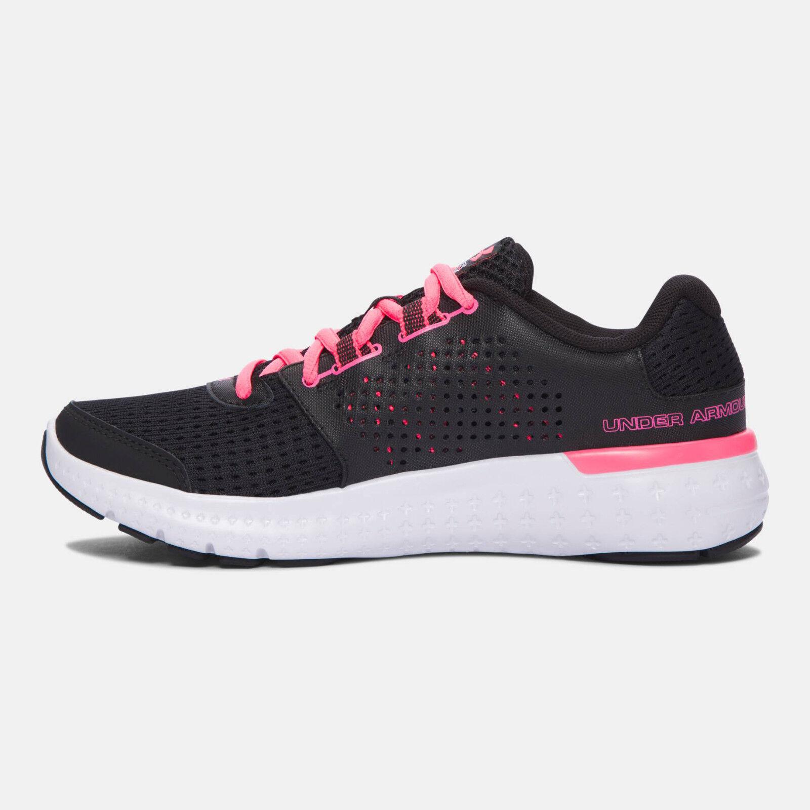 Under Armour Micro G Fuel Women's Shoes Black / White (1285487 005)