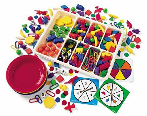 Learning Resources Super Sorting Set Reinforce Early Maths Skills Home Classroom