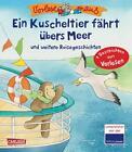 VORLESEMAUS 01: Ein Kuscheltier fährt übers Meer von Luise Holthausen (2014, Taschenbuch)