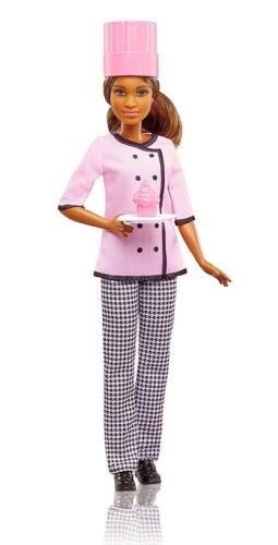 Barbie Cupcake Chef Doll DVF54