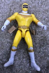 Power Rangers Zeo Yellow Ranger Action Figure