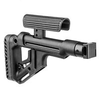 Fab Defense Saiga Fixed Buttstock W/ Built-in Cheek Rest - Uas-saiga