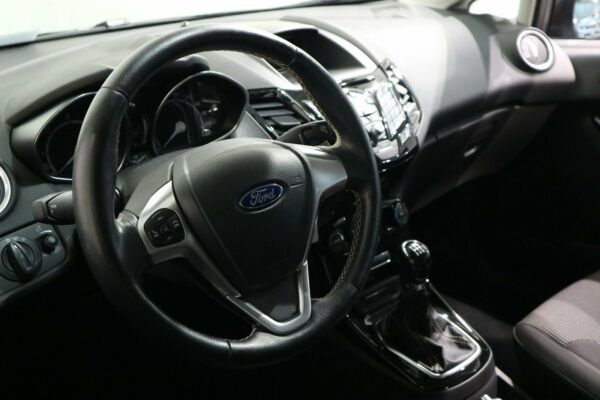 Ford Fiesta 1,5 TDCi 75 Titanium - billede 3