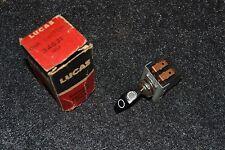 NOS Vintage LUCAS Fog Head Lamp Switch 34631 MG Triumph Jaguar MGB