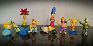 The Simpsons Burger King Action Figure Toy Bundle FOX