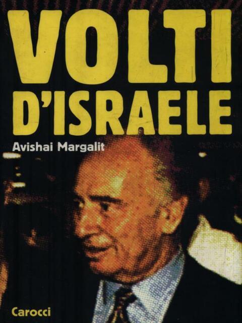 VOLTI D'ISRAELE  MARGALIT AVISHAI CAROCCI 2000 LE SFERE