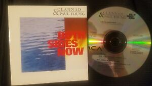 CLANNAD-amp-PAUL-YOUNG-BOTH-SIDES-NOW-CD-SINGLE-CARDSLEEVE-3-TRACKS