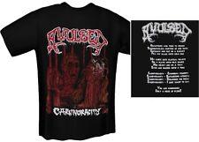 Avulsed - Carnivoracity - T-Shirt - Größe Size S - Neu