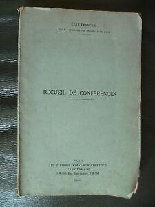 Poesía Dijon Recueil de Conferencias 1942