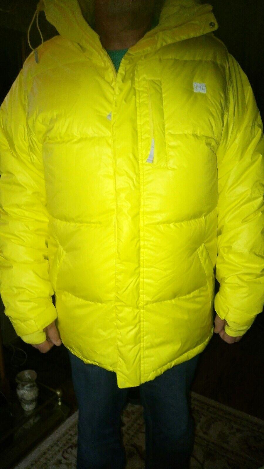 Amazing Unisex 80% Piumino da sci L-XL. Cappotto dalla DC. ORIG. Sz. L-XL. sci indossata due volte. EXC. COND. 4b46e0