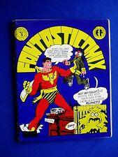 Fantasticomix 3: John Byrne , Stan Sakai,  Don Rosa, Joe Sinnott 1973 Very Rare.