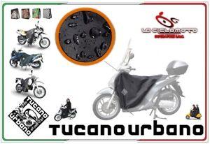 Coprigambe Tucano Urbano Termoscud R066X per Kymco People S 50 125 200