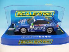 Scalextric C2900 Porsche 997 Racing Team Morellato No17