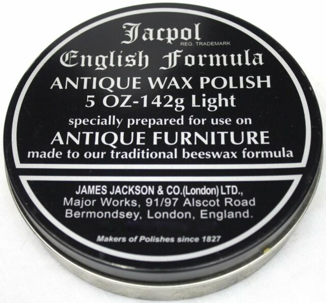 Formula Furniture Wax Polish