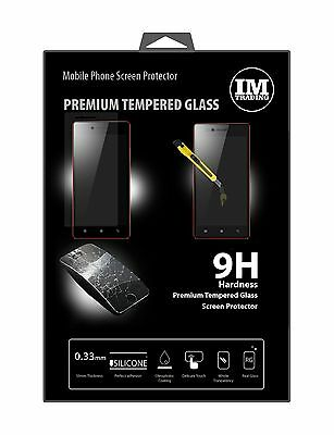 Premium Tempered Glas 9H // LENOVO VIBE SHOT Z90-7 Schutzglas Screen