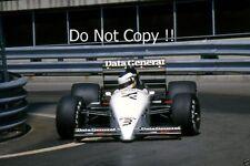 Jonathan Palmer Tyrell DG016 Detroit Grand Prix 1987 Photograph 1
