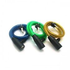 0955db1c1d9 Bicycle Bike Security Key Lock Wire Cable Locker 12 x 900mm Anti Thief VG