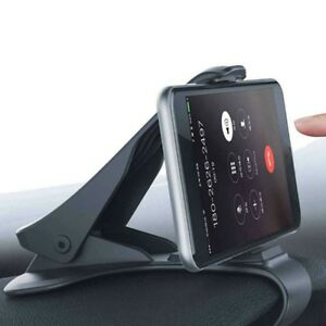 Universal-Clip-On-Car-HUD-GPS-Dashboard-Mount-Cell-Phone-Holder-Stand