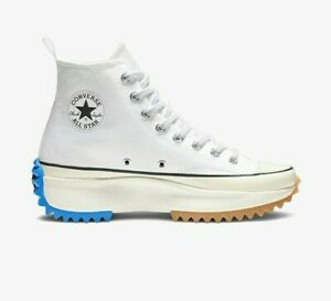 Details about JW Anderson x Converse Run Star Hike White 164665C Men Size US 9 NEW