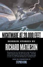 Nightmare at 20,000 Feet by Richard Matheson (2002, Paperback, Reprint)