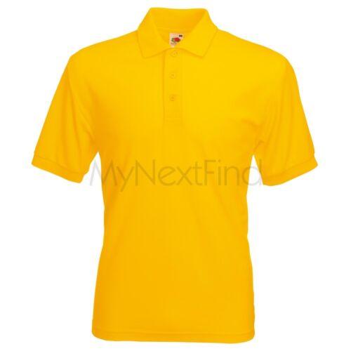 Fruit of the Loom 65//35 Polo Shirt