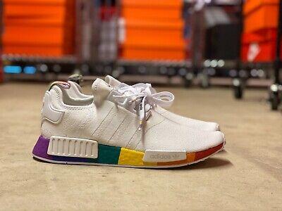 Adidas Originals NMD R1 Pride Low Mens Shoes LGBTQ Flag (FY9024) NEW Multi Size | eBay
