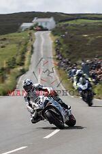 Josh Brookes  Norton  2017 Isle of Man  Superbike TT A4 size photo