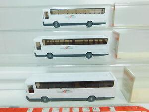 Bo767-0-5-3x-Wiking-h0-1-87-712-autobus-choco-autobus-mercedes-o-303-fuertemente-muy-bien-embalaje