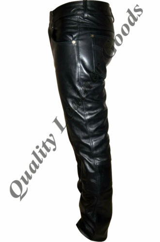 Style Leather 501 2fn Comfortable Trousers Mens Jeans Pants Genuine qaTvU