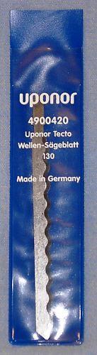Wellen Sägeblatt 130 mm Artikel 4900420 NEU 20 Stück für Gummi