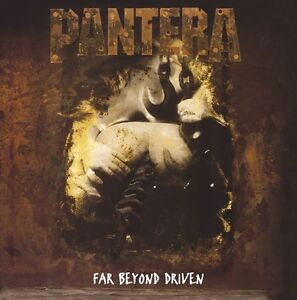 Pantera-Far-Beyond-Driven-New-Vinyl-Explicit-180-Gram