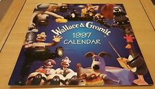 WALLACE AND GROMIT AT THE MOVIES 1997 Used AARDMAN