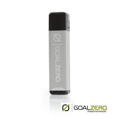 Goal Zero Flip 10 Caricabatteria-caricatore Per Dispositivi Di Alimentazione Usb-argento- Le Materie Prime Sono Disponibili Senza Restrizioni