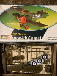 Revell-1-72-scale-Sopwith-Camel-Heller-Breguet-693-LOT-Minicraft-Hasegawa-P-40