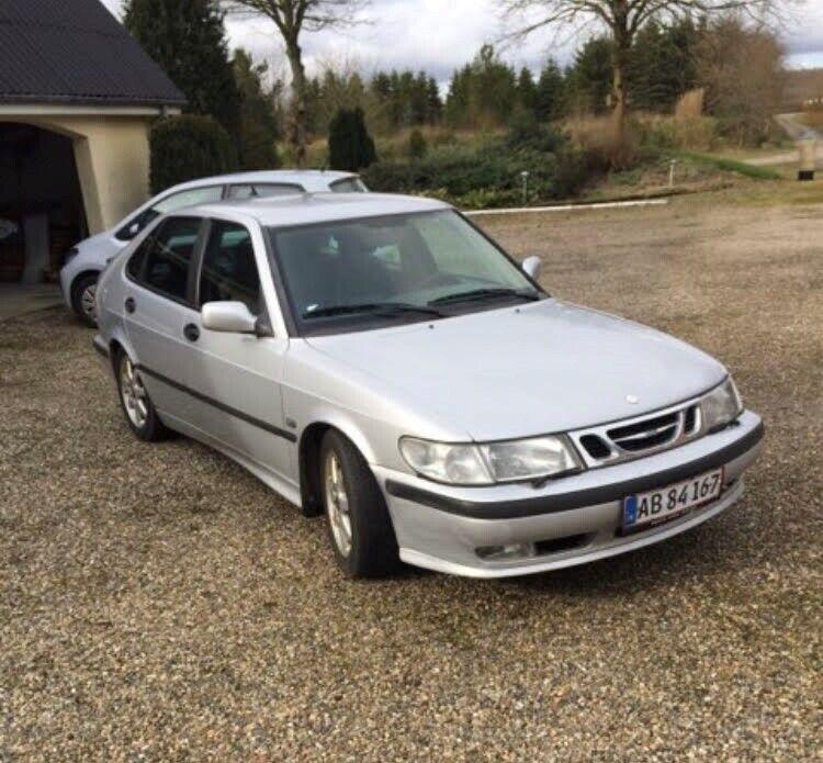 Saab 9-3, 2,0 T Jubi 150, Benzin