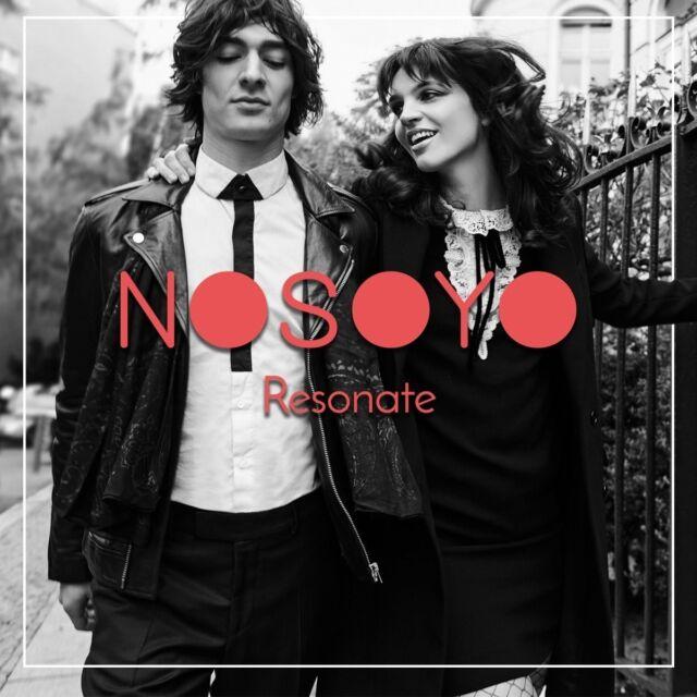 NOSOYO - RESONATE   CD NEW!