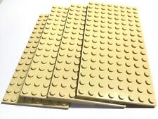 Lego Tan Plate 8x16  NEW!!!