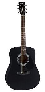 Herzhaft Cort Ad810bs2 Dreadnought Akustik-gitarre Gitarren & Bässe