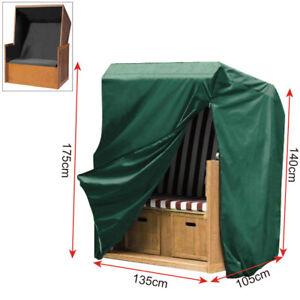 schutzh lle abdeckhaube f r strandkorb abdeckplane schutzplane h lle gz1200gn ebay. Black Bedroom Furniture Sets. Home Design Ideas