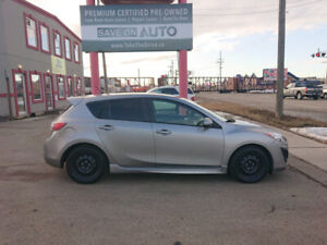 *SOLD*2011 Mazda 3 GS Sport Automatic 2 sets of wheels