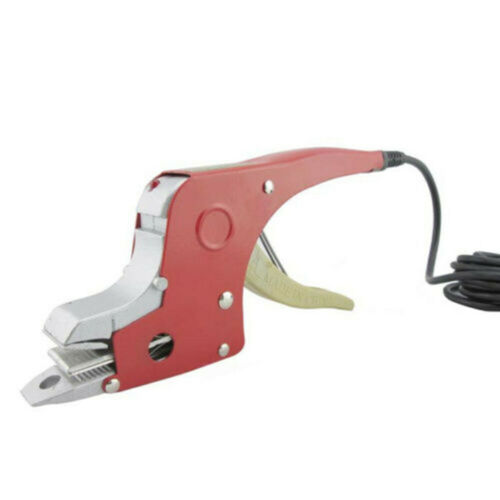 Manual Strapping Tool Electric Heating Welding Strapping Machine Packing Pliers