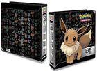 Ultra Pro Pokemon Eevee 4 Pocket Trading Card Portfolio