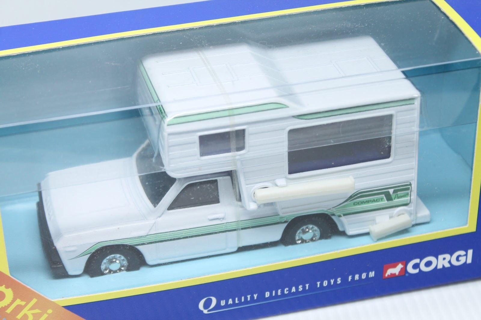 CORGI TOYS  MAZDA Camper Van  ORIGINAL  Neuf dans sa boîte  2000  Comme neuf