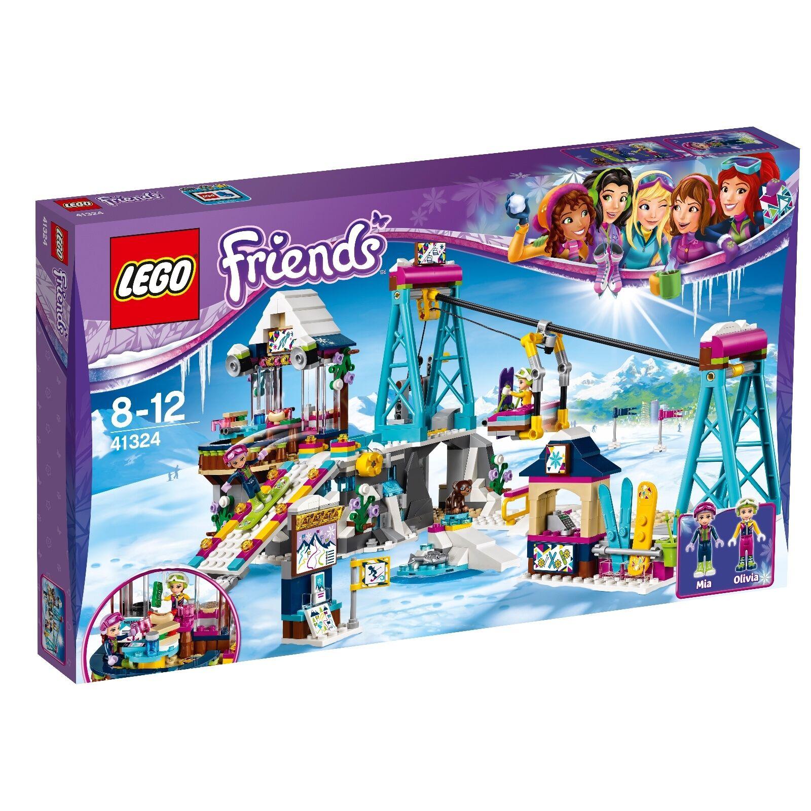 LEGO® Friends 41324 Skilift im Wintersportort NEU OVP_ NEW MISB NRFB