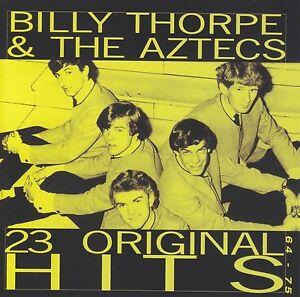 BILLY-THORPE-amp-THE-AZTECS-IT-039-S-ALL-HAPPENING-23-ORIGINAL-HITS-1964-75-CD-NEW